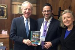 Senator Joe & Hadassa Lieberman