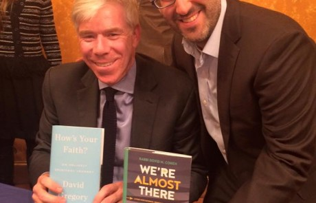 with former NBC Meet the Press moderator David Gregory